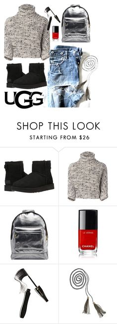 """""""The Icon Perfected: UGG Classic II Contest Entry"""" by sonitsa ❤ liked on Polyvore featuring UGG Australia, Brunello Cucinelli, Mi-Pac, Lancôme, Avon, ugg and contestentry"""
