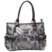 Coach Madison Dotted Op Art Sophia Tote WhiteSmoke U06008 $75.00 http://www.coachstyles.com/index.php?route=product/category&path=167