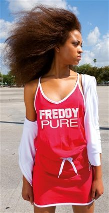 Freddy - SS12 - Pure - Woman #fitness Woman Fitness, Sports Women, Pure Products, How To Wear, Tops, Fashion, Moda, La Mode, Shell Tops