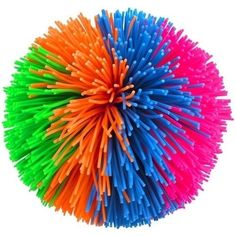 A rainbow Koosh: | 50 Things That Look Just Like Your Childhood