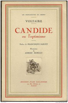 What are some of the issues within the society of voltaire's candide?