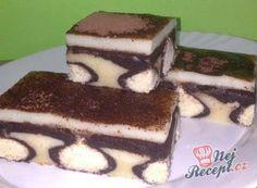 Křehký, lahodný a šťavnatý - Hříšný mrežovník German Cake, Nutella Cheesecake, Cake Bars, Hungarian Recipes, Dessert Sauces, Bakery Recipes, Party Desserts, Cakes And More, Cake Cookies