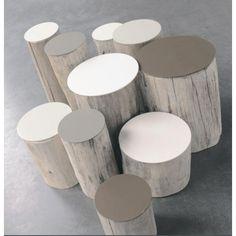 Tronc en bois flotté sur mesure