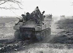 Exhibition Image One Sherman Tank, Ww2 Tanks, Normandy, World War Ii, Division, Kangaroo, Wwii, British, Military