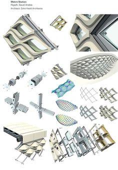 Стена Stadium Architecture, Parametric Architecture, Parametric Design, Concept Architecture, Facade Architecture, Architectural Engineering, Architectural Section, Module Design, Revit