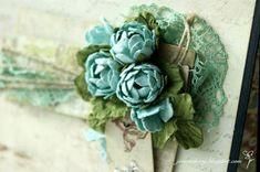 Rose II TUTO Joanna  [Cherry Lynn Roses dies (3 pks sm/med/lg)( B152/54/55) ]