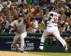 08/13/2015 -- NYY @ CLE