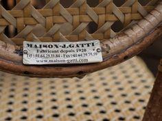 chaises GATTI , depuis 1920