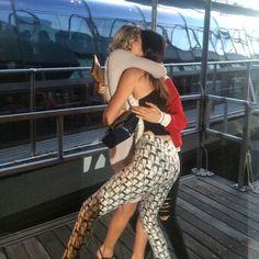 Gigi Hadid, Kendall Jenner & Cara Delevingne