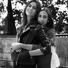 Les photos de la campagne Comptoir des Cotonniers avec Charlotte Gainsbourg et Alice Attal