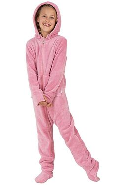 9a5cc3ed58 What do you get when you combine the warmth of a hoodie with the coziness  of footie pajamas  A Hoodie-Footie - the perfect way to snuggle up and stay  warm ...