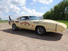 "Big Willie Robinson's ""Duke and Duchess"" Daytona rides again"