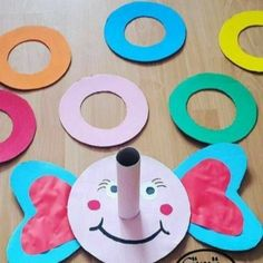Funny Elephant Ring Toss Game - Moto Tutorial and Ideas Preschool Learning Activities, Indoor Activities For Kids, Infant Activities, Games For Kids, Diy For Kids, Toddler Games, Summer Activities, Family Activities, Toddler Learning Activities