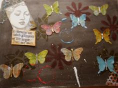 """I added """"CraftyCreations: """" to an #inlinkz linkup!http://inkythings.blogspot.co.uk/2015/03/colourful-butterflies.html"""