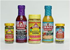 Call Out For Oil-free Dressing Recipes and Bragg's Giveaway!