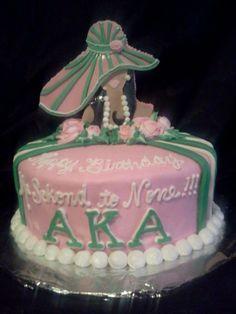 AKA cake