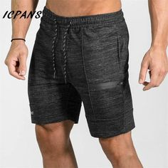7d706bb747e ICPANS shorts Men bodybuilder Casual fitness GYM Shorts Men loose Summer  Professional Short Mens Clothes 2018