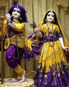 """#JaiShriRadheKrishna #HareKrishna"""