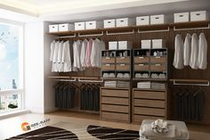 Dromen (Walk-in Closet by Gee-Raff)