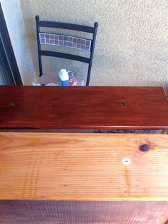 Re Finishing A Dresser That Didnt Match Anything I Owned With Minwax Red Mahogany This Is Only One Coat Cant Wait For Two
