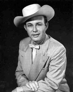 Jim Reeves http://www.youtube.com/watch?v=HQtnqbQoUig Iive lived a lot in my time.