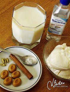 Helado Dukan Ataque Ingredientes