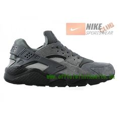 buy popular b6de3 ce5e9 Nike Air Huarache - Chaussure Nike Sportswear Pas Cher Pour Homme Gris  318429-082,Nike Air Huarache,Nike Air Huarache Pas Cher,Nike Air Huarache  2015 86,99 ...