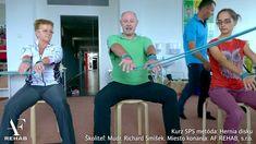Príklad tréningu 1 - vhodný aj pri osteoporóze. MUDr. Richard Smíšek, SP...