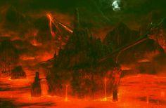 Ganon's Castle by super-fergus on deviantART
