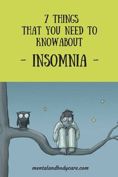 7 things that you need to know about INSOMNIA - Mental & Body Care There are 7 things that you need to know if you believe that you have serious sleeping problems. They can really help you to put an end to your INSOMNIA. Insomnia Help, Insomnia Causes, Insomnia Remedies, Sleep Remedies, Severe Insomnia, Snoring Remedies, Ways To Sleep, Sleep Help, How To Get Sleep