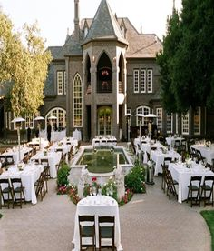 Destination Wedding Venue - Ledson Winery Weddings at The Castle, Sonoma Valley, Kenwood, California