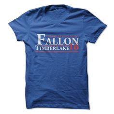 Fallon And Timberlake 2016 - T-Shirt – Gnarly Tees