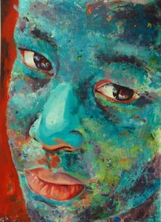 Esther Griffith is an artist from Port-of-Spain, Trinidad and Tobago.