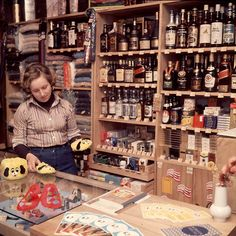 Pewex Store - Capitalist assortment in socialist Poland Poland People, Alcohol Memes, Poland Country, Poland History, Visit Poland, Good Old Times, Old Street, My Childhood Memories, Krakow