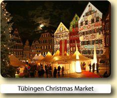 Stuttgart Christmas Market - German Christmas Market Tourist Information  I miss this part of Christmas SOOO much.
