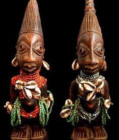 Taiwoe Kehinde os Ibeji Yoruba