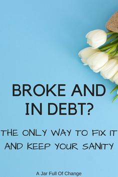 Stressed to the absolute max because of debt? I want you to know that there is a way out. Commitment and know-how are key. Follow these steps that include easy to use worksheets and you'll be well on your way to the debt free life you deserve.