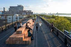 High Line creators launch website to advise on avoiding gentrification. The organisation behind New York's High Line elevated park has created an online forum that offers advice for those embarking on similar infrastructure reuse projects. The High Line Network has been set up by Robert Hammond to ensure that other projects adapting disused infrastructure into public spaces are successful in creating all-inclusive public environments. Hammond, who co-founded the High Line in 1999 with Joshua…