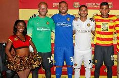 Fort Lauderdale Strikers 2015 Nike Home and Away Kits