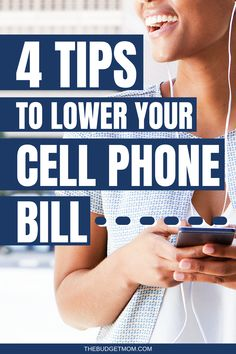 Whatever your financial goal, you can reach it faster when you find ways to reduce your spending. Check out 4 smart tips you can use to lower your cell phone bill. Saving Money Quotes, Money Saving Challenge, Money Saving Tips, Money Tips, Budgeting Finances, Budgeting Tips, Cash Envelope System, Paying Off Credit Cards, Ways To Save Money