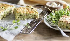 This no-crust quiche is super quick and easy for those spontaneous summer picnics. Packed full of veges and protein for a deliciously healthy lunch to share. Lovingly created by Annabel Langbein. Kiwi Recipes, Baby Food Recipes, Great Recipes, Snack Recipes, Cooking Recipes, Favorite Recipes, Savoury Recipes, Egg Recipes, Snacks
