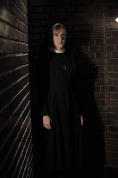 Lily Rabe as Sister Mary Eunice .