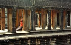 Angkor Wat, Siem Reap, Cambodia by Dan & Luiza from TravelPlusStyle.com, via Flickr