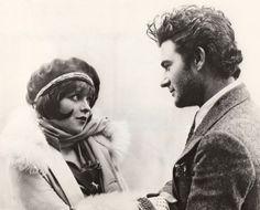 Clara Bow and Gilbert Roland