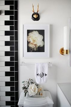 Bathroom Styling - T