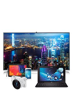 "65"" Curved UHD – Smart TV – Peak Illuminator | Samsung UN65JU7500FXZA"