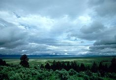 Big Hole Valley, Montana, one of my favorite places ever