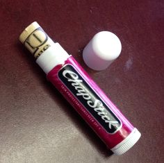 Hide money in a chapstick when you're going to unsafe areas or traveling.COOL