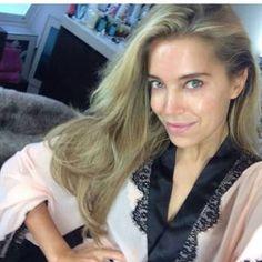 Sylvie Meis: natürlich schön ohne Make-up