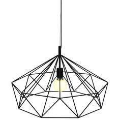 Reta taklampa - Svart - 990kr - Trendrum.se Ceiling Lights, Lighting, Pendant, Rum, Kitchen, Design, Home Decor, Cooking, Decoration Home